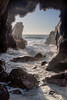 Pfeiffer Beach at Big Sur, California<br /> 1212P-GH2