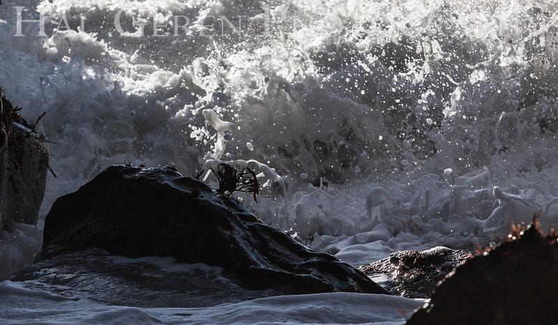Pfeiffer Beach at Big Sur, California<br /> 1212P-K11