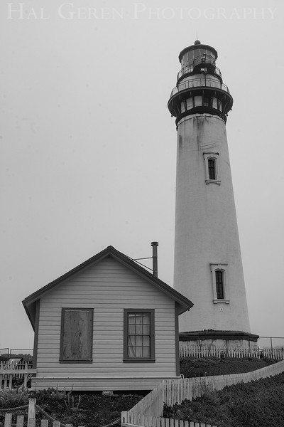 Pigeon Point Lighthouse, California<br /> 1306PP-L11BW1