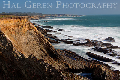 Point Arena Coastline Point Arena, California 1004PA-CH5