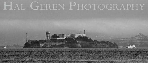 Alcatraz San Francisco, California 1001S-A1BW