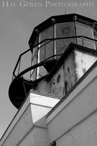 Point Bonita Lighthouse Marin Headlands, California 1001S-BPL5BW