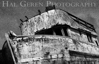 The Point Reyes (derelict) Point Reyes, California 1105PR-PRB2E1
