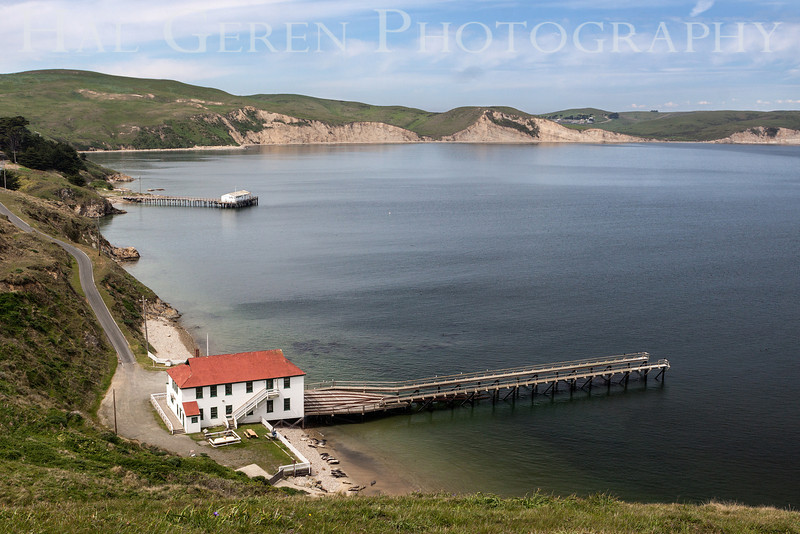 Lifesaving Station<br /> Point Reyes, California<br /> 1303PR-LS1