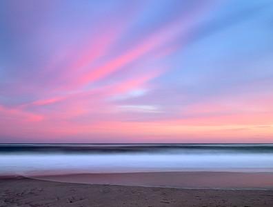 Magenta Glow, Coopers Beach