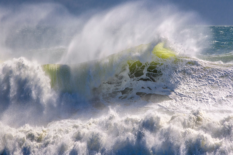 Montauk Wave No. 3