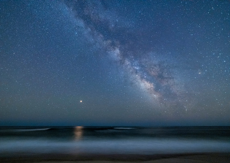Mars and Milkyway