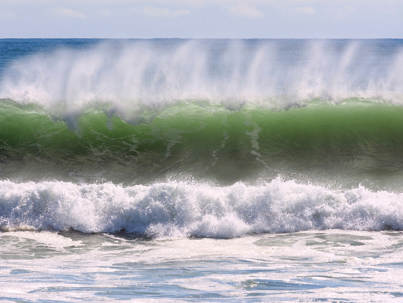 Montauk Wave No. 1