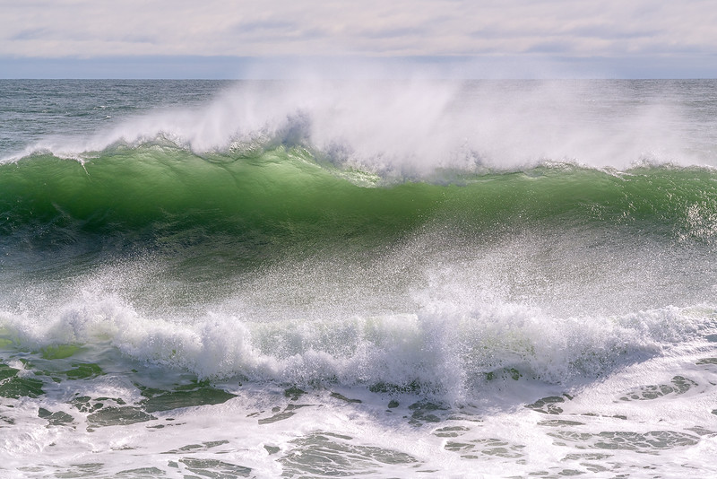 Montauk Wave No. 5