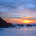 Magical Sunset - Pfeiffer beach