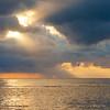 Ke'e Beach Sunset III
