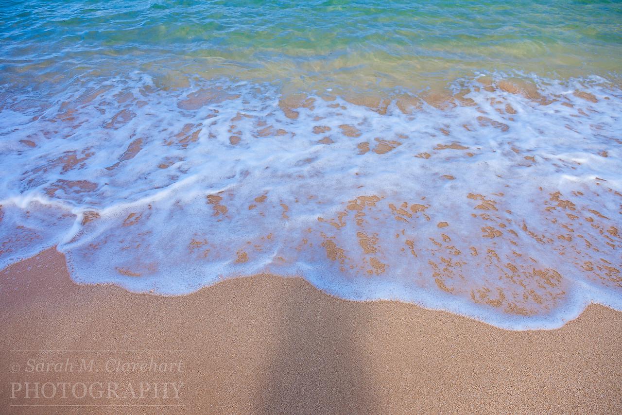 Moloaa Beach Sand