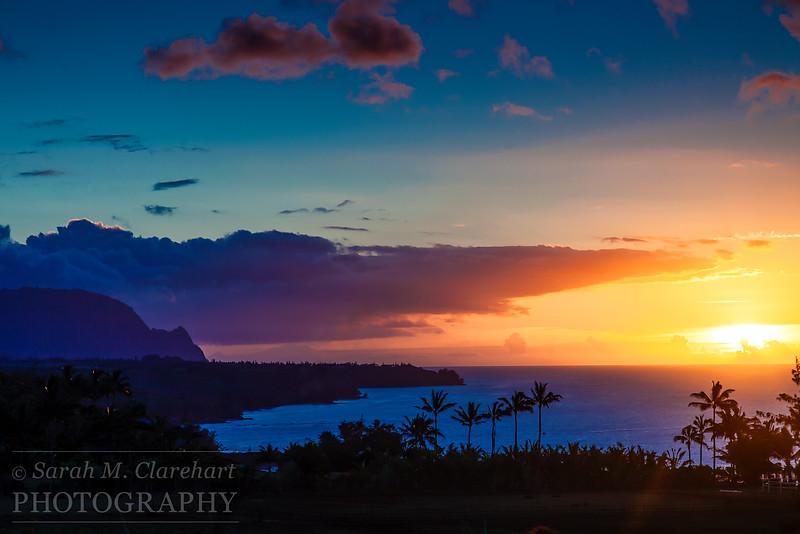 Sunset at Bali Hai