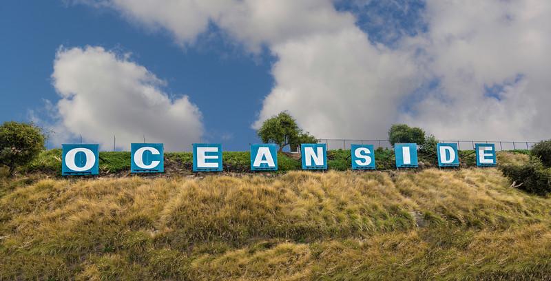 Oceanside sign #7