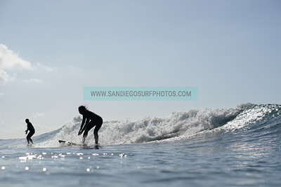 Your surfing photos from Oceanside Pier on Monday 13th January