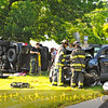 SUVs crash in Oceanside