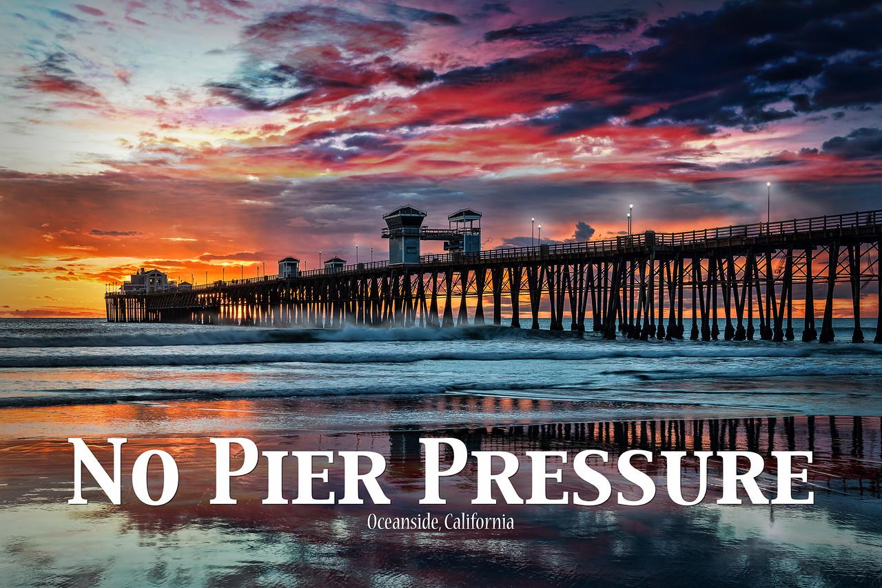 No Pier Pressure
