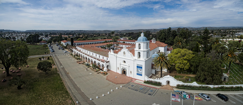 Mission San Luis Rey, Oceanside