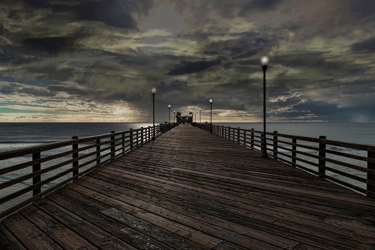 Wooden Pier #16