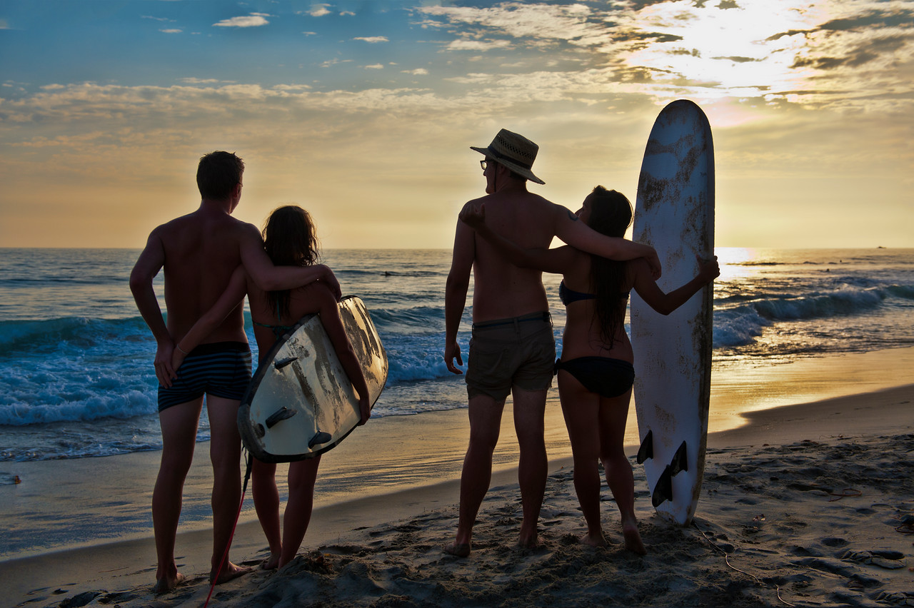 Surfer friendships #26