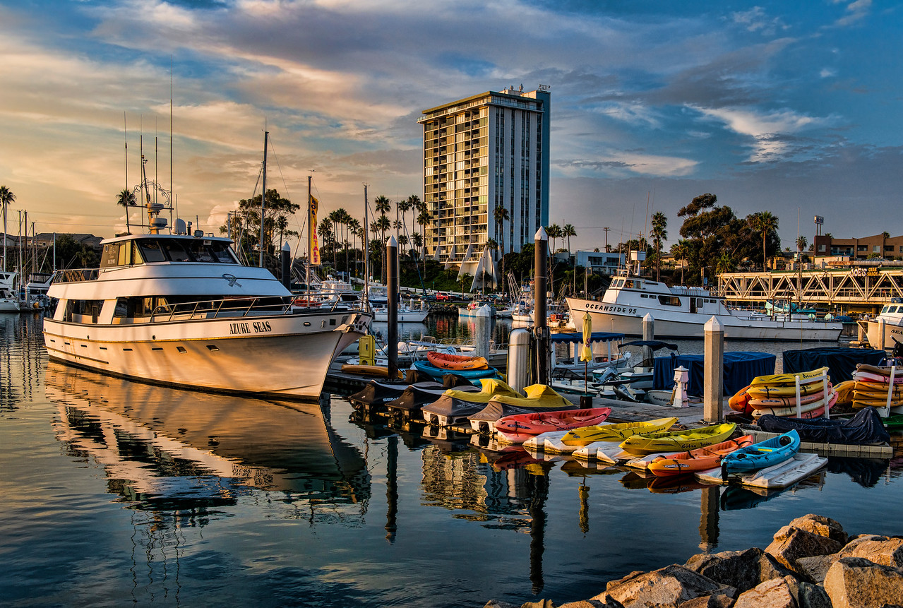 At the harbor #59