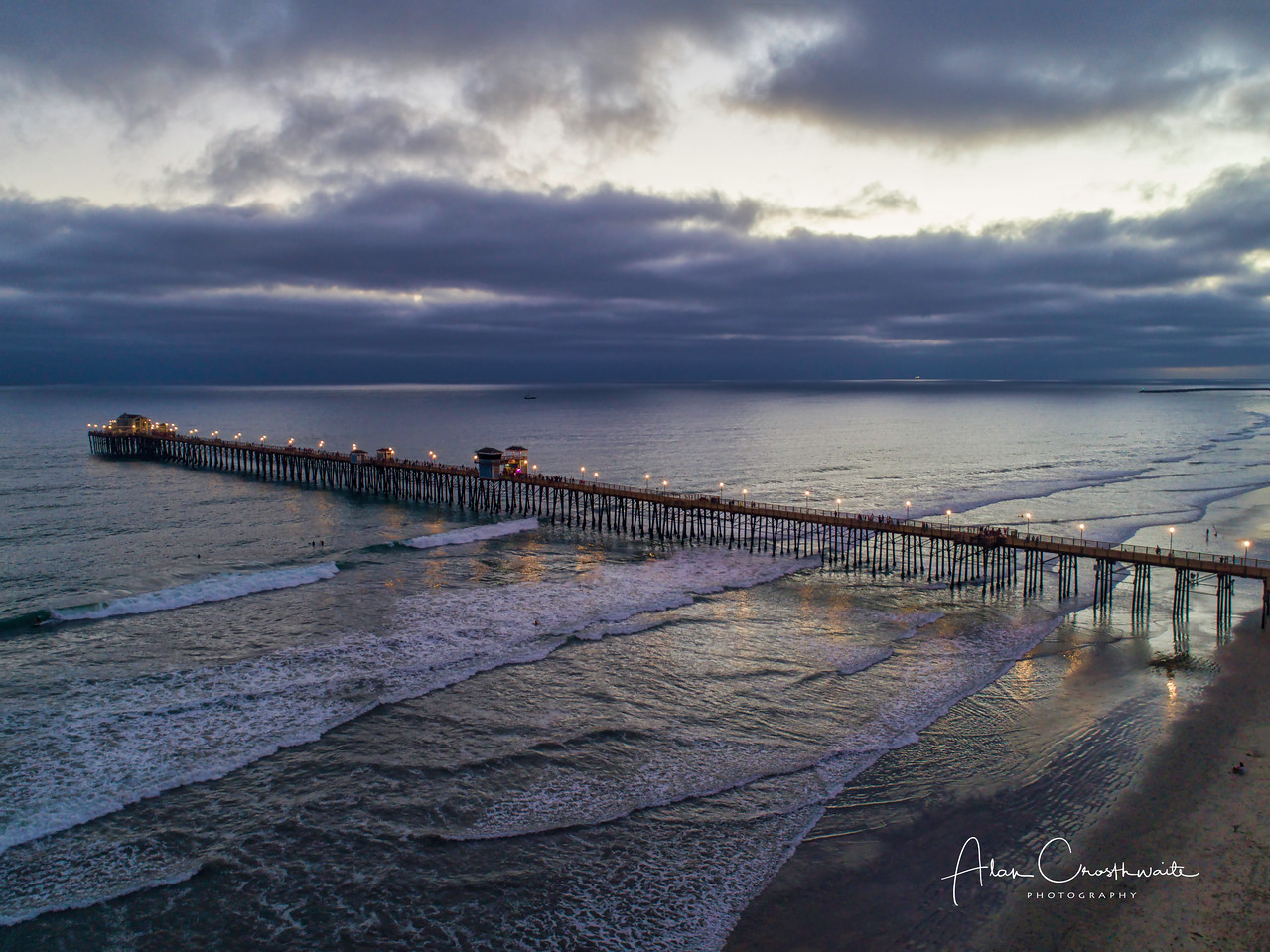 The long pier
