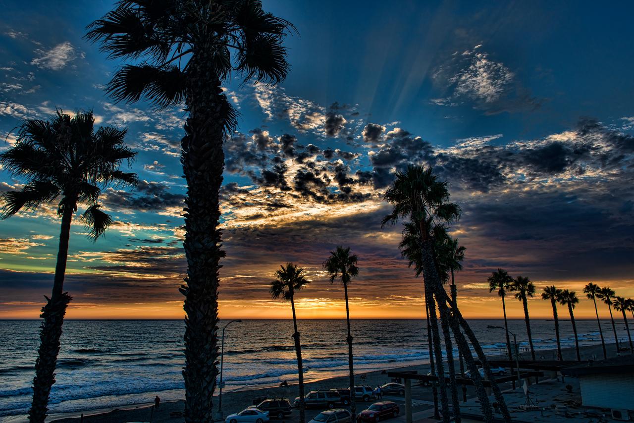 Tropical sunset #57