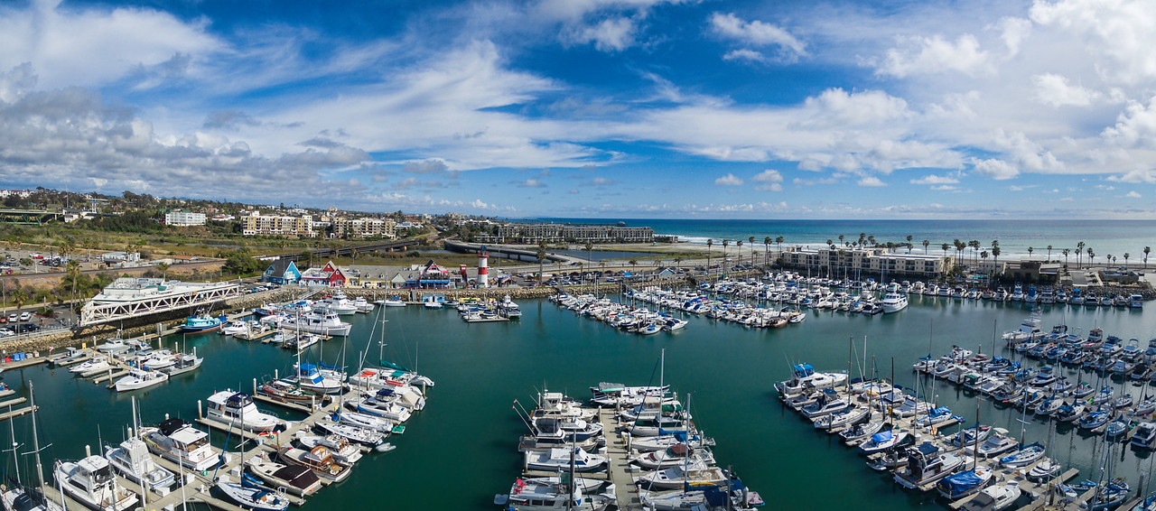 Harbor Panoramic