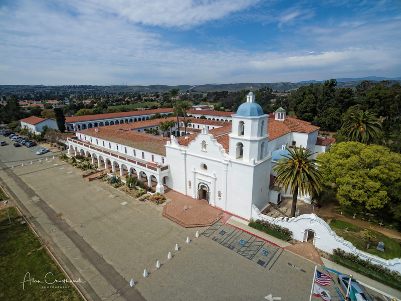 Mission San Luis Rey - Oceanside