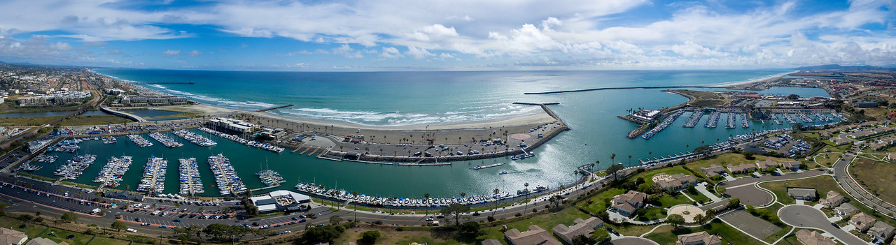 Oceanside Panoramic