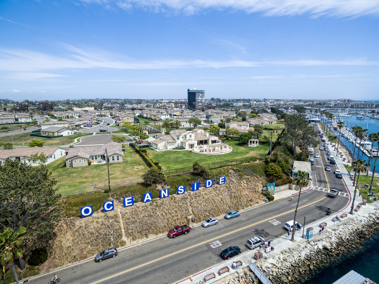 Oceanside Sign #1