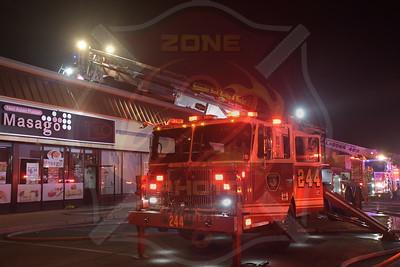 Oceanside F.D. Signal 10  Atlantic Ave. 12/21/19