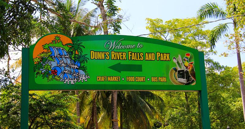 Dunn's River Falls - Ocho Rios Jamaica - Caribbean