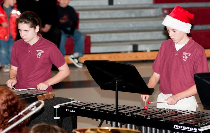 Ockerman Christmas Concert 12-8-10