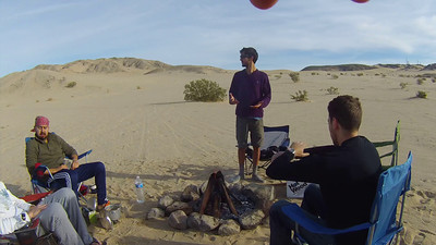 Ocotillo Camping and 4Wheeling March 2014