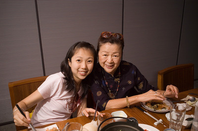 Birthday Lunch for Grandma