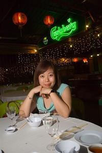 Carlsberg girl