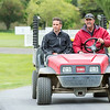 "Dylan Lynstrom (Director of Golf) and John Spraggs (Course Superintendent) surveying the work being undertaken to prepare Royal Wellington Golf Club  to host the Asia-Pacific Amateur Championship tournament 2017 held in Heretaunga, Upper Hutt, New Zealand from 26 - 29 October 2017. Copyright John Mathews 2017.    <a href=""http://www.megasportmedia.co.nz"">http://www.megasportmedia.co.nz</a>"