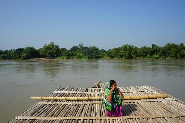 Oct 2016 -  Bhaghirati river (2)
