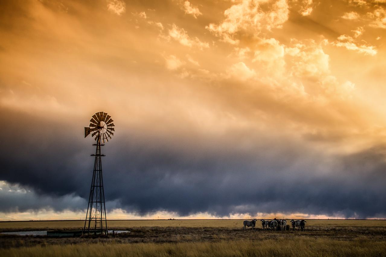 Orange Sky, Randall County