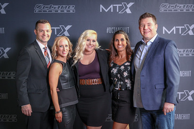 Octane Fitness Max Trainer Launch, 3/21/18 in San Diego, CA.
