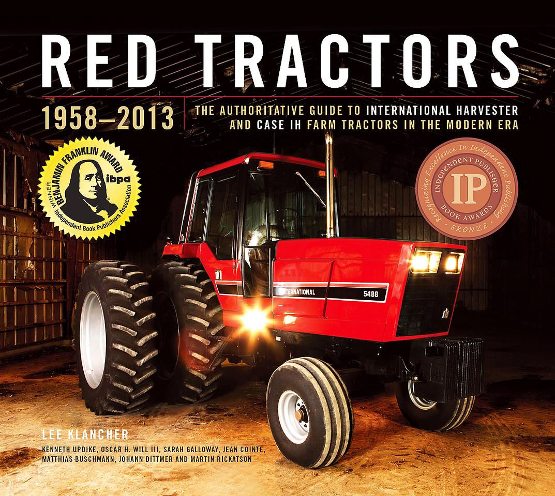 Red Tractors 1958–2013 (Octane Press, 2013)