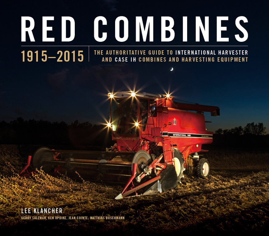 Red Combines 1915–2015 (Octane Press, 2015)