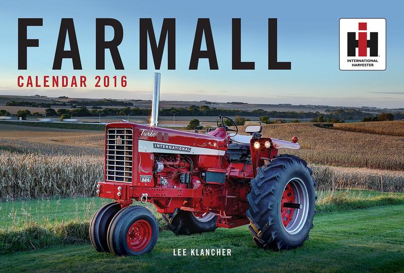 Farmall Calendar 2016 - Front Cover