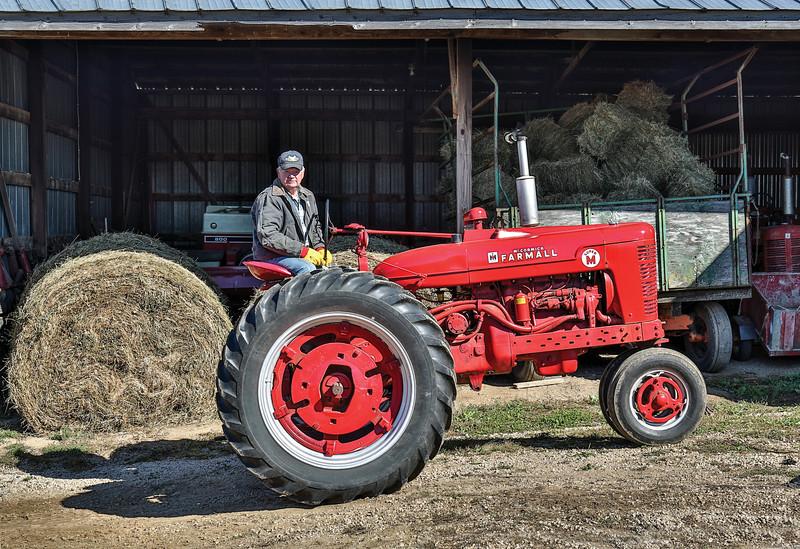 1953 Farmall Super M