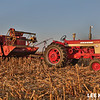 International Harvester 82 Combine and 560 Tractor