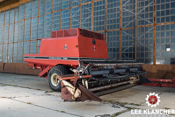 1987 International Harvester 1482 Combine