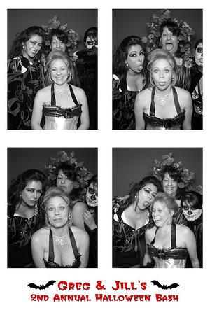 Greg and Jill's 2nd Halloween Bash