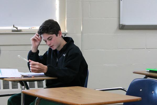 Classroom Candids