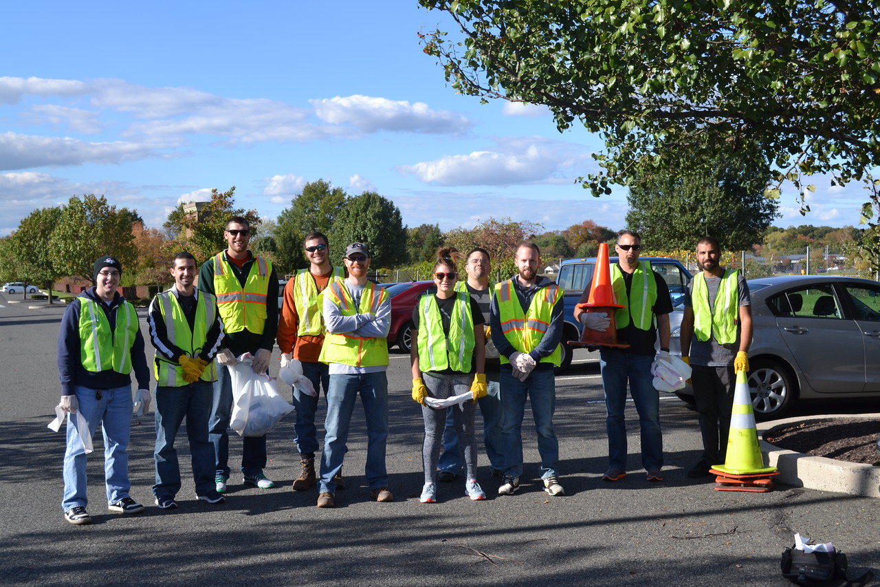 October 2015: Fall Adopt-a-Highway Cleanup